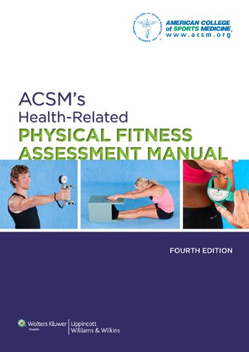 acsm health related physical fitness assessment manual free pdf