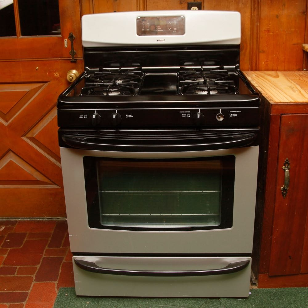 kenmore gas range manual model 970