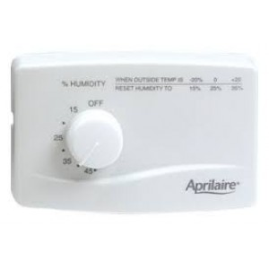 aprilaire humidifier control model 60 owners manual
