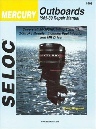 mercury outboard motor repair manual free download