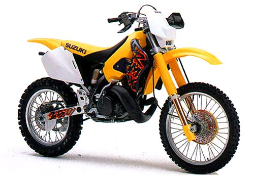suzuki rmx 250 manual pdf