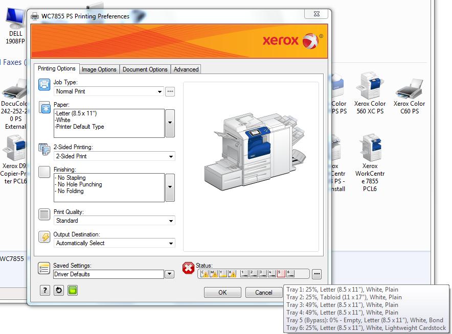 samsung printer error manual feeder paper empty