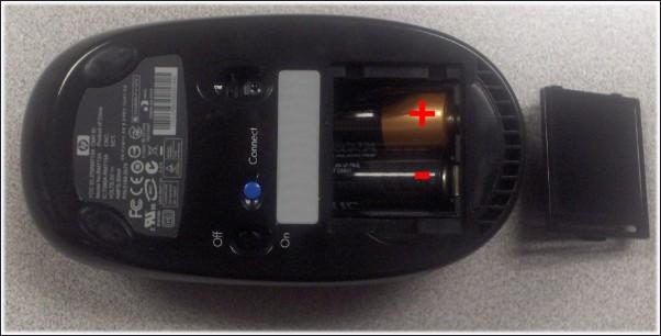 hp wireless mouse mg 0982 manual