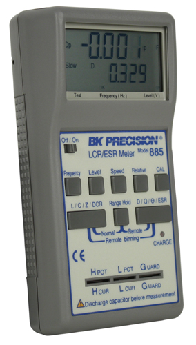 bk precision model 885 manual