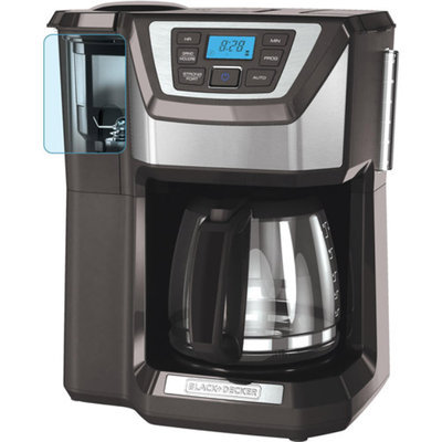 black and decker coffee maker model cm2020b manual
