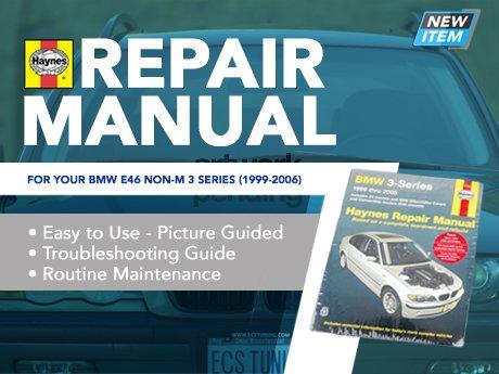 bmw e46 workshop manual pdf