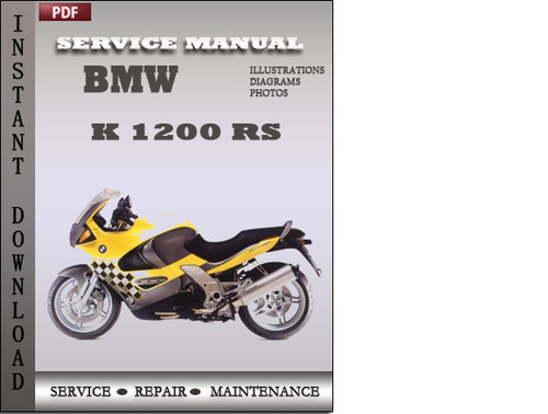 bmw repair manual pdf download