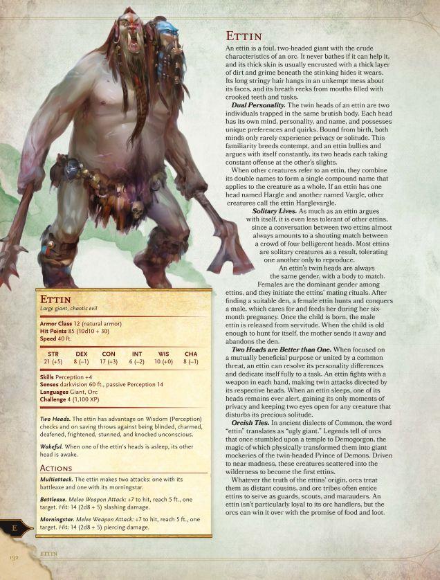 5th edition monster manual pdf