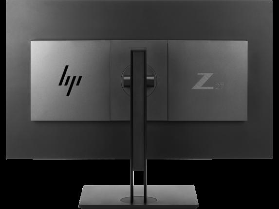 hp z27n g2 27-inch display manual