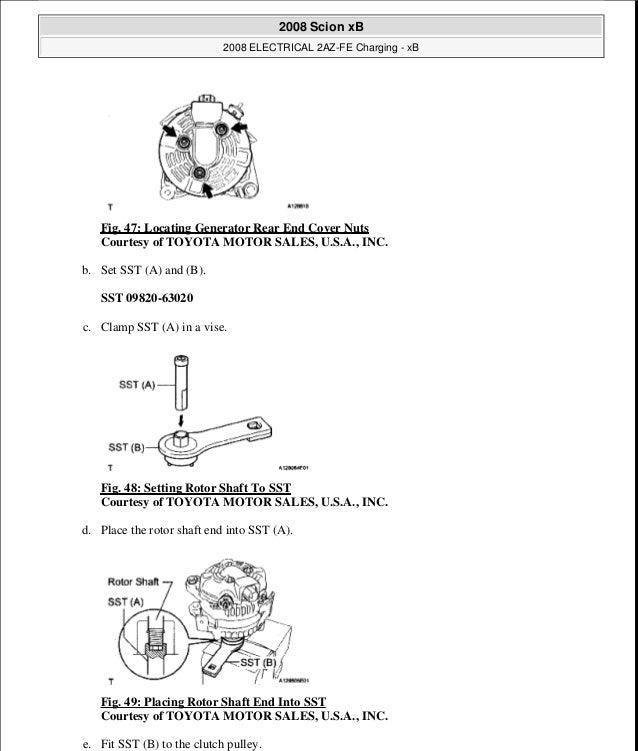 2008 scion xb repair manual pdf