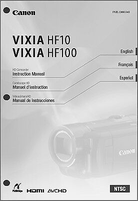 canon vixia hf m41 manual pdf