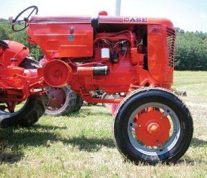 case tractor vac manual download