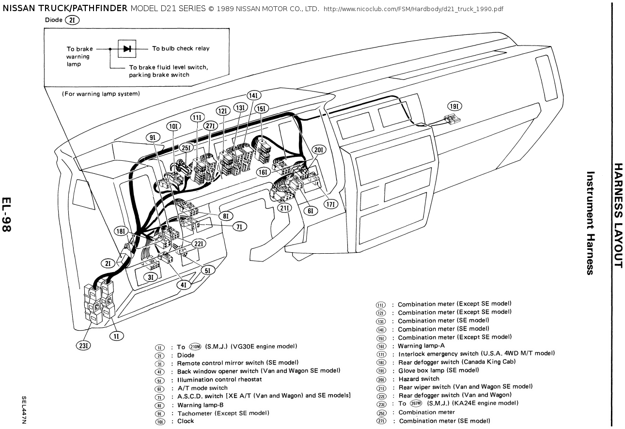 1992 nissan d21 service manual free download