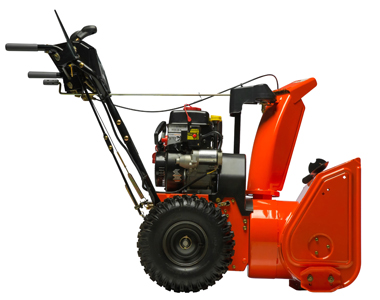 ariens snowblower model 520 manual