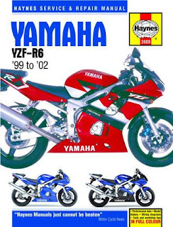 2003 yamaha r6 service manual free download