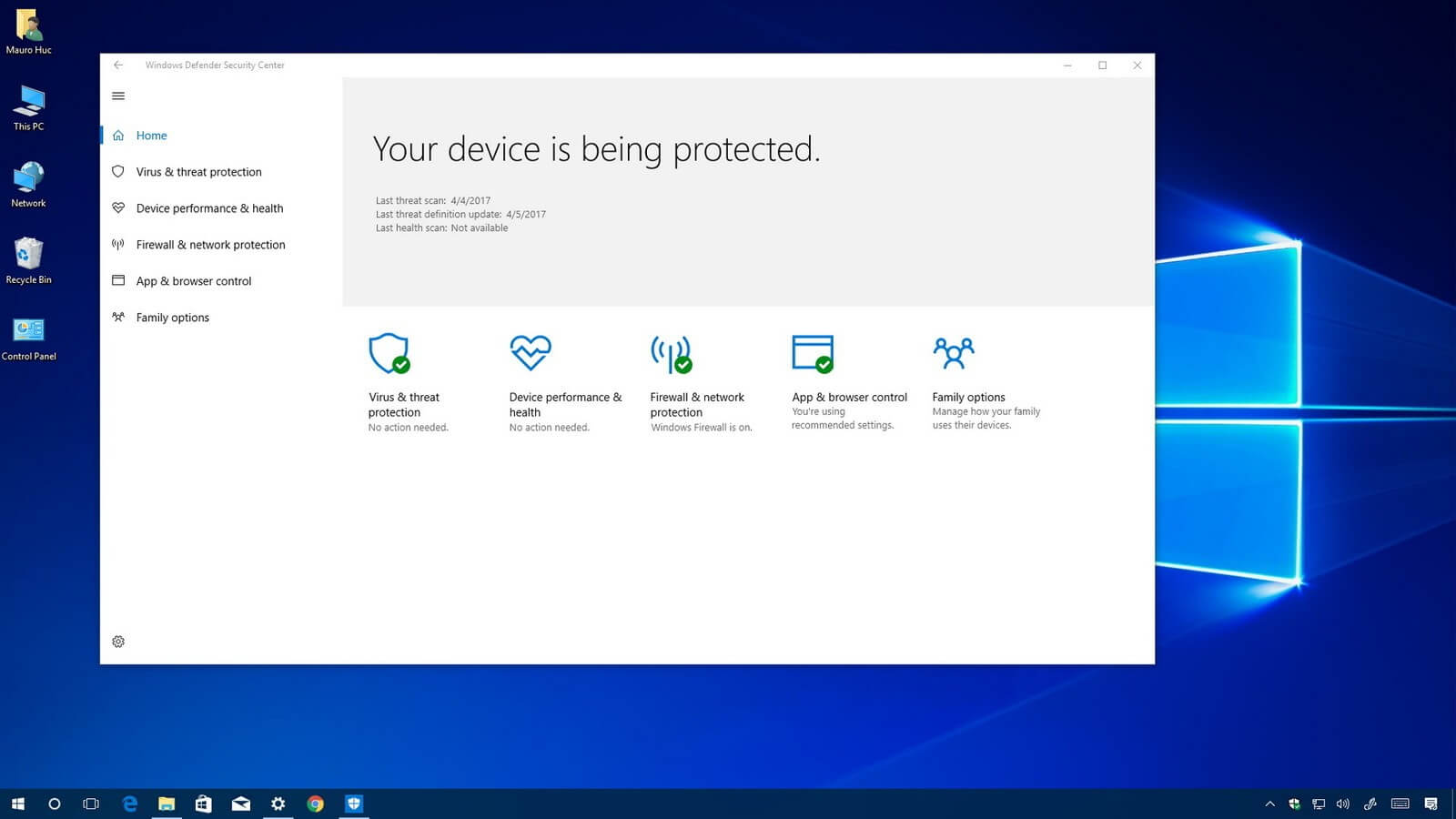 download windows defender update manually for windows 10