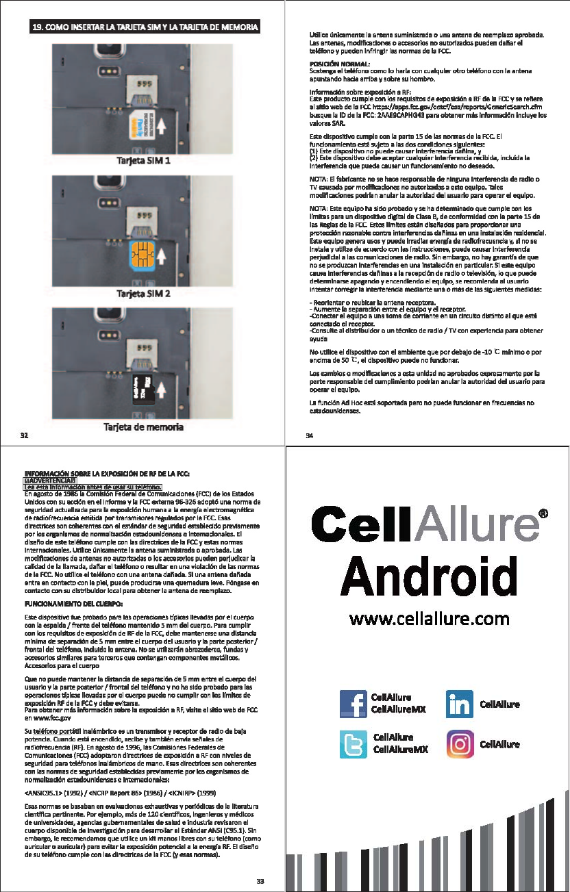 cellallure miracle 6.0 manual pdf download