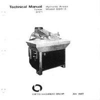 usm hytronic model b manual
