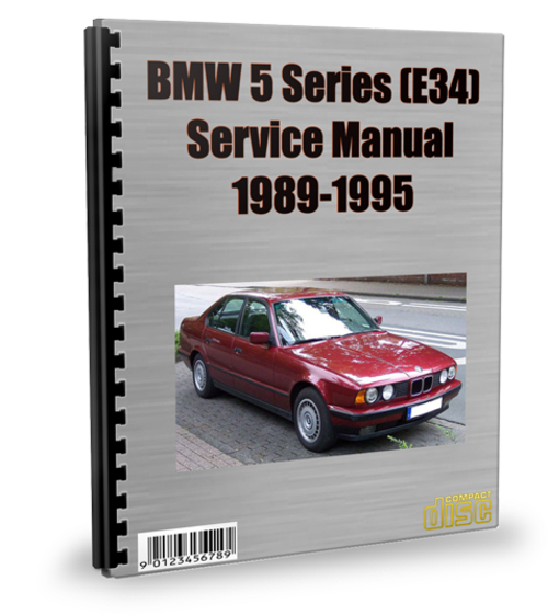 bmw 5 series owners manual free download