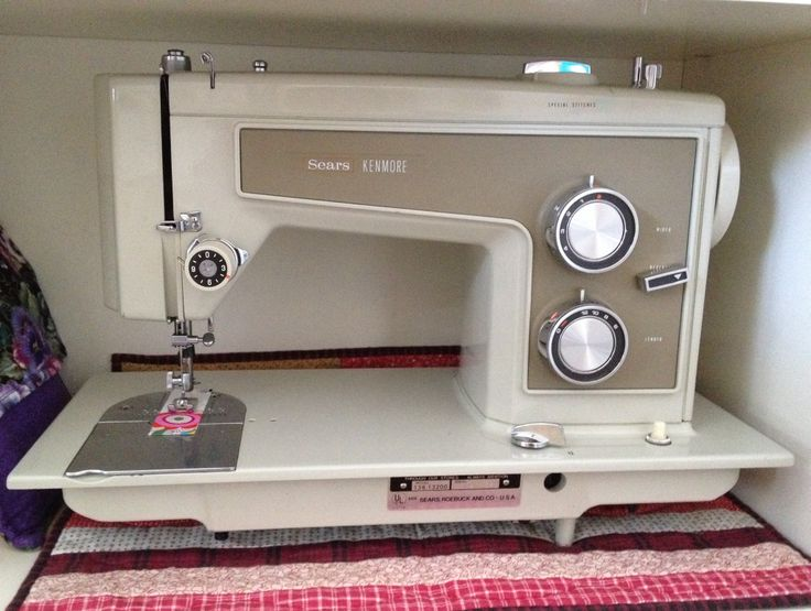 sears model 158.18032 sewing machine manual