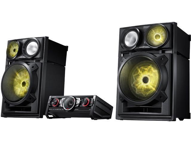 samsung mx-hs9000 giga sound system manual