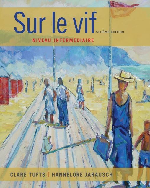sur le vif student activities manual pdf