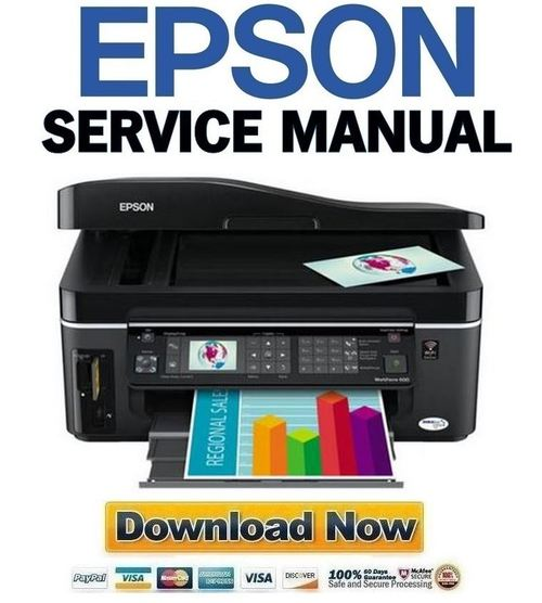 epson workforce 600 manual pdf