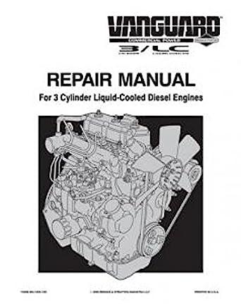 briggs stratton repair manual download