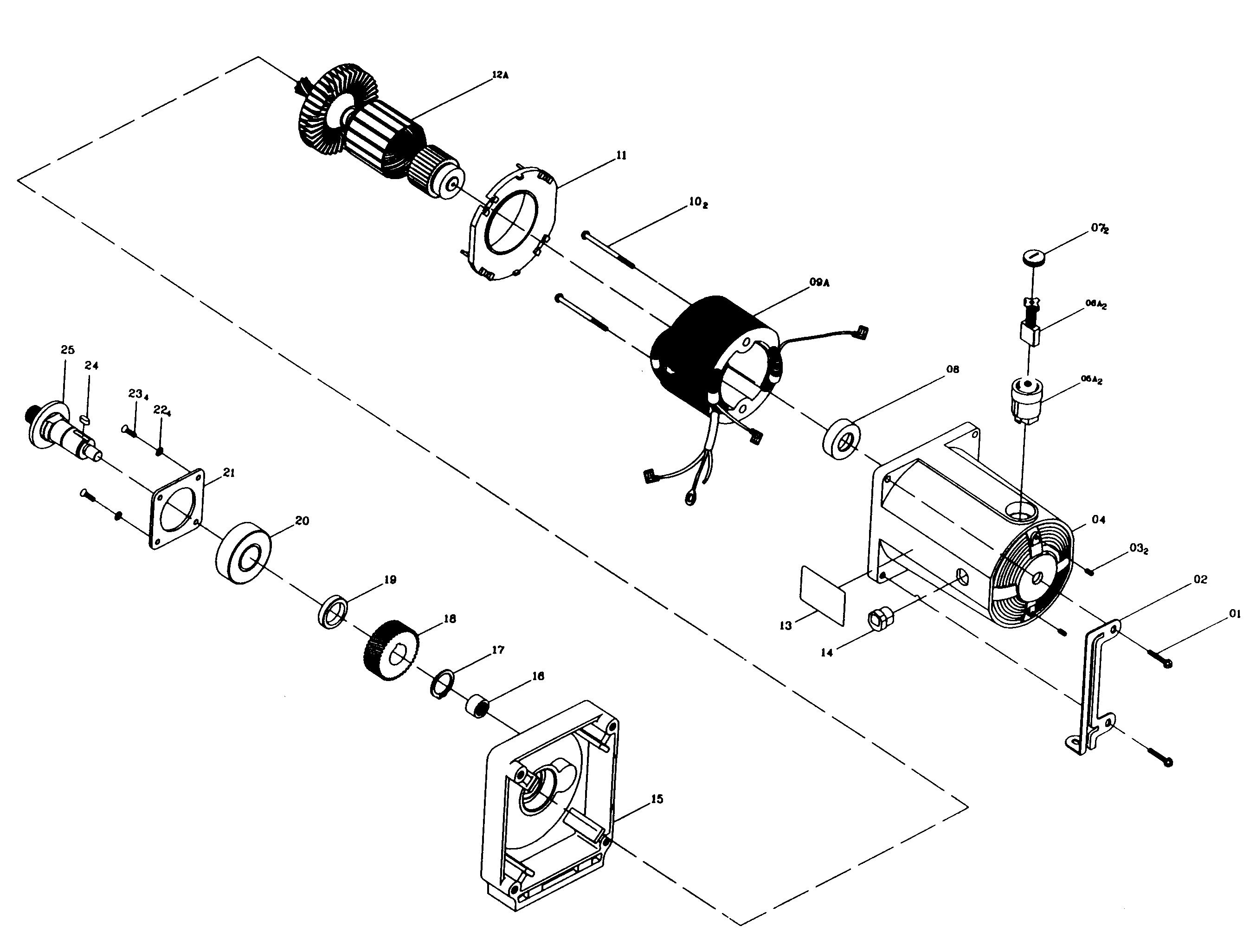sears tradesman table saw model repair manual