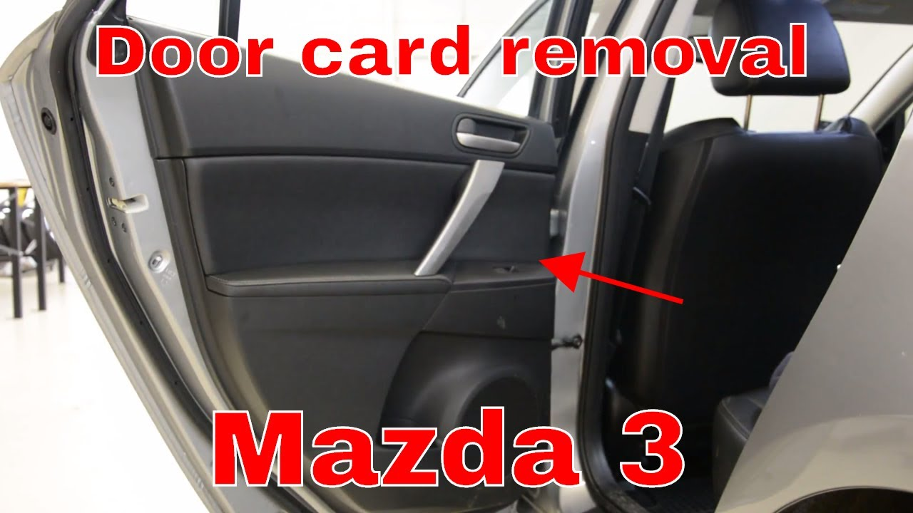 model 3 back door manual release