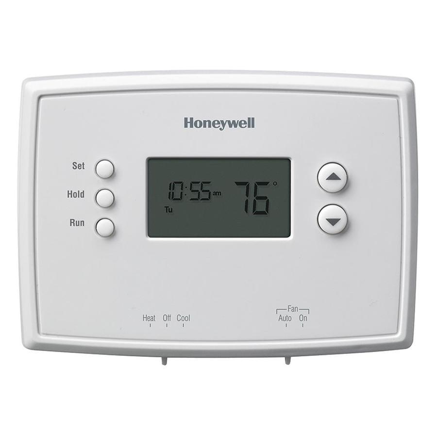 honeywell thermostat model rth221b1039 u1 manual