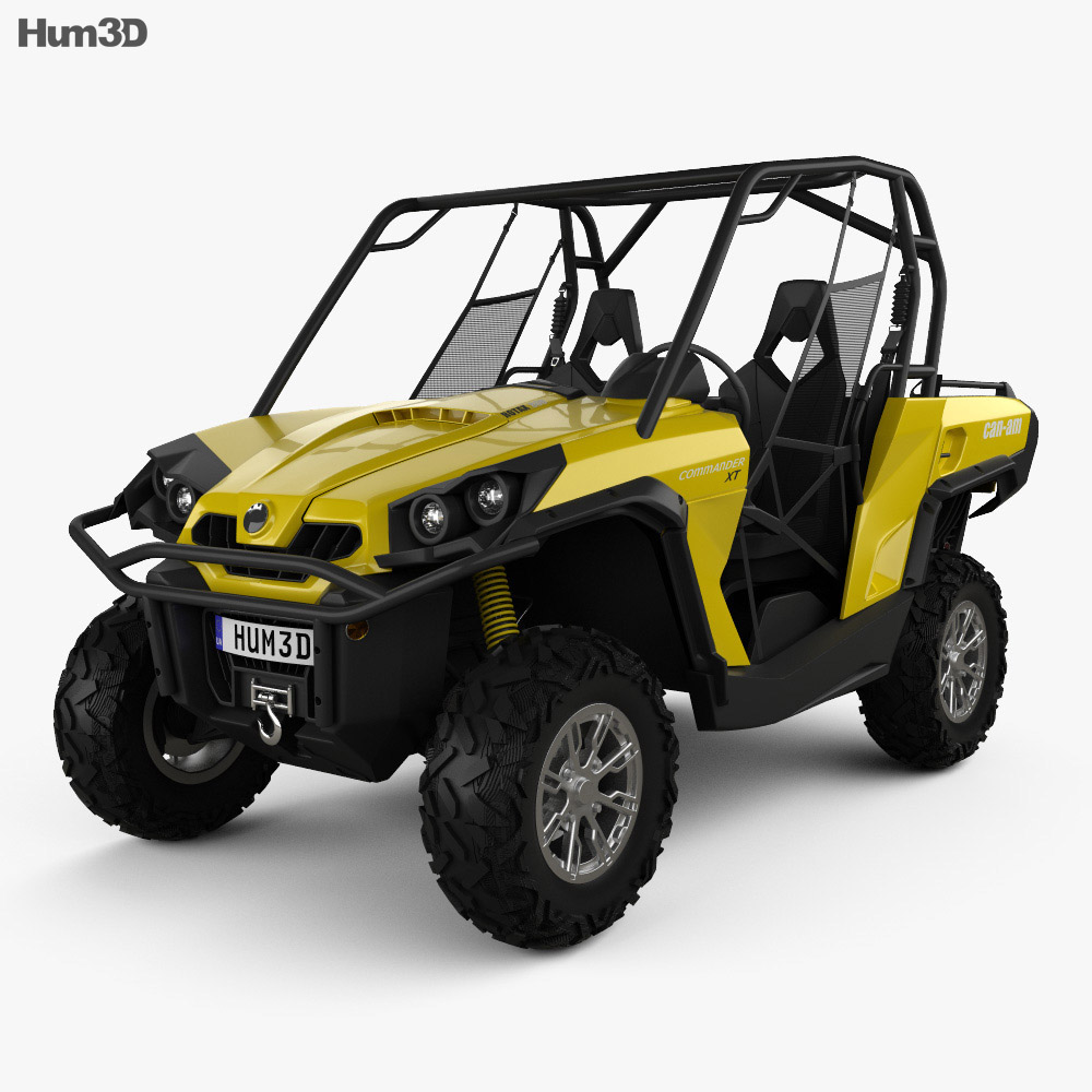 can am commander service manual free download