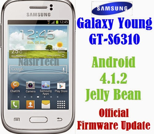 samsung galaxy young gt s6310 user manual