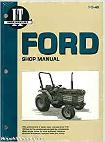 ford 1720 tractor manual free download