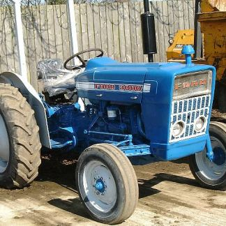 ford 4000 tractor workshop manual free download