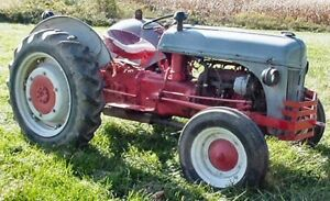 ford tractor repair manual models 2n 8n 9n