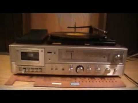 free manual for 1970s panasonic stereo system model se-2300