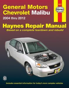 general motors haynes repair manual pdf