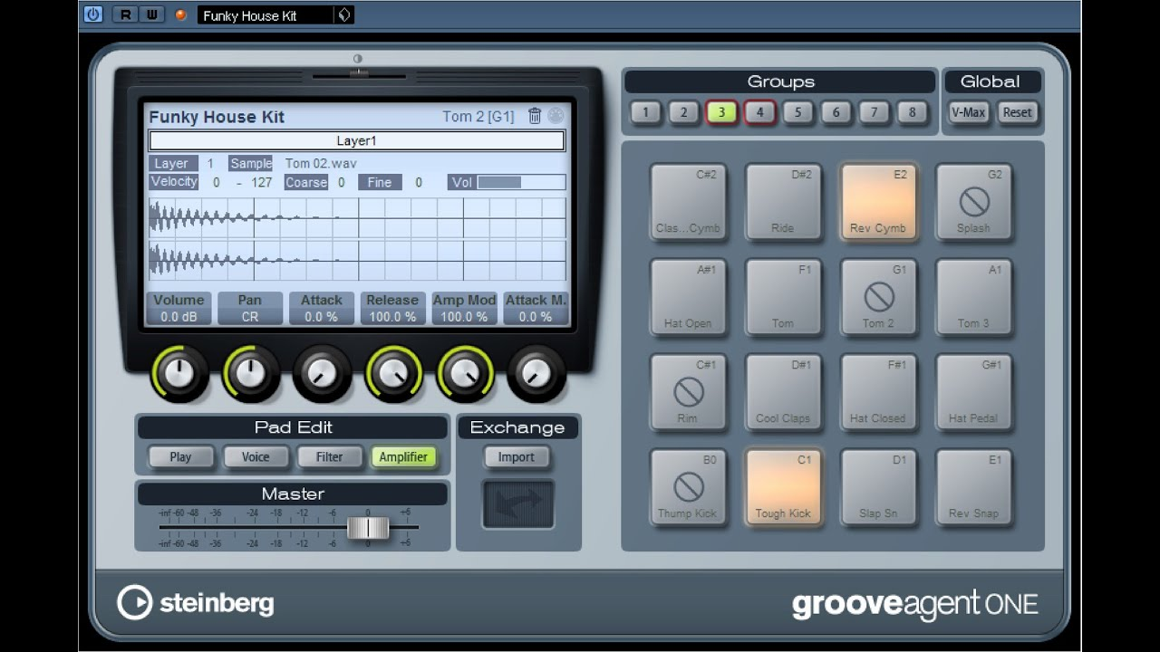 groove agent one manual download