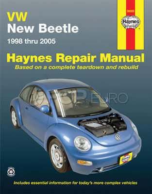 haynes vw beetle manual download