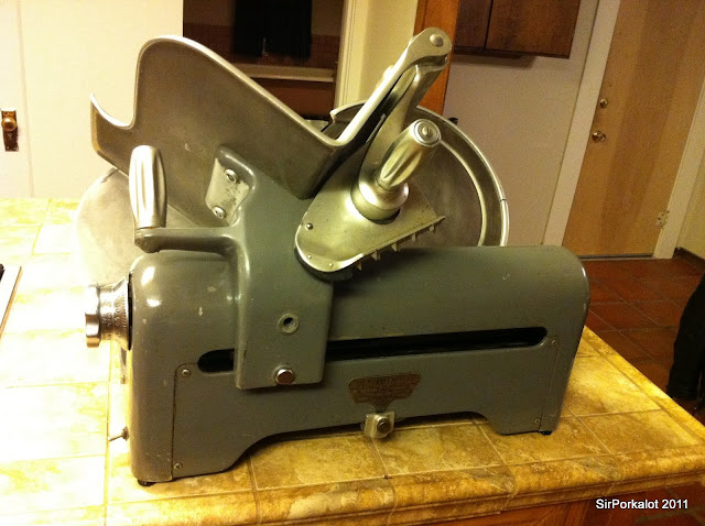 hobart meat slicer model 1512 manual