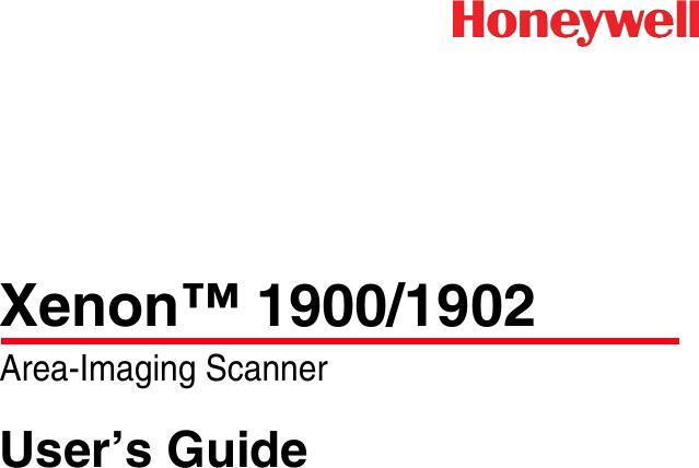 honeywell xenon model 1900 manual