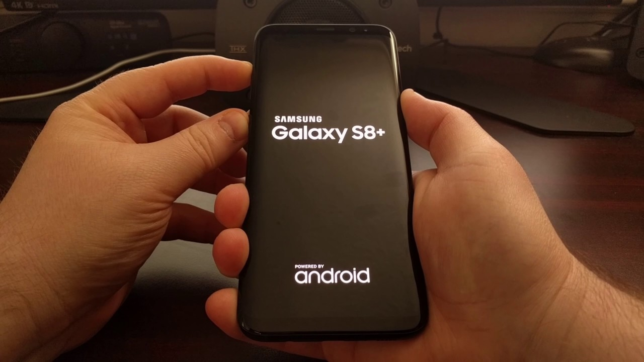 how to manually root samsung galaxy s8