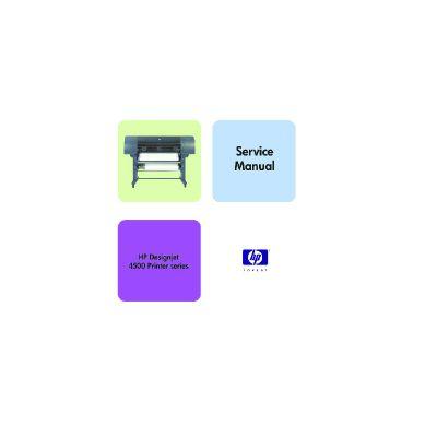 hp designjet 4500 service manual free download