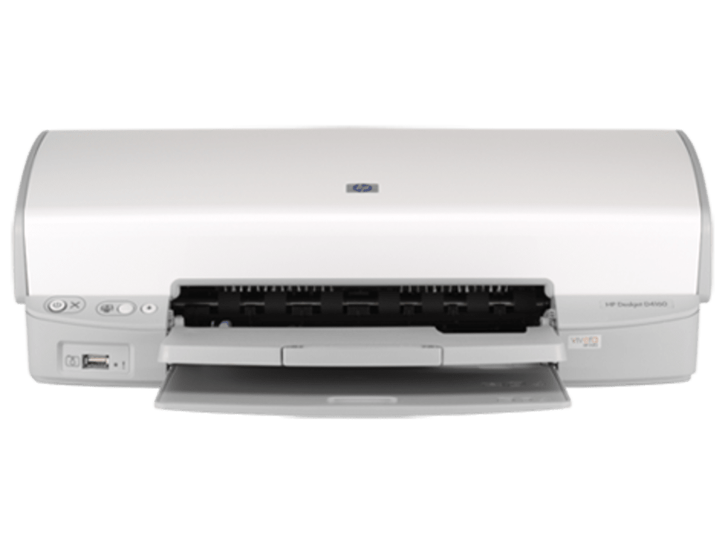 hp deskjet d4100 series printer manual