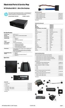 hp elitedesk 800 g1 dm service manual