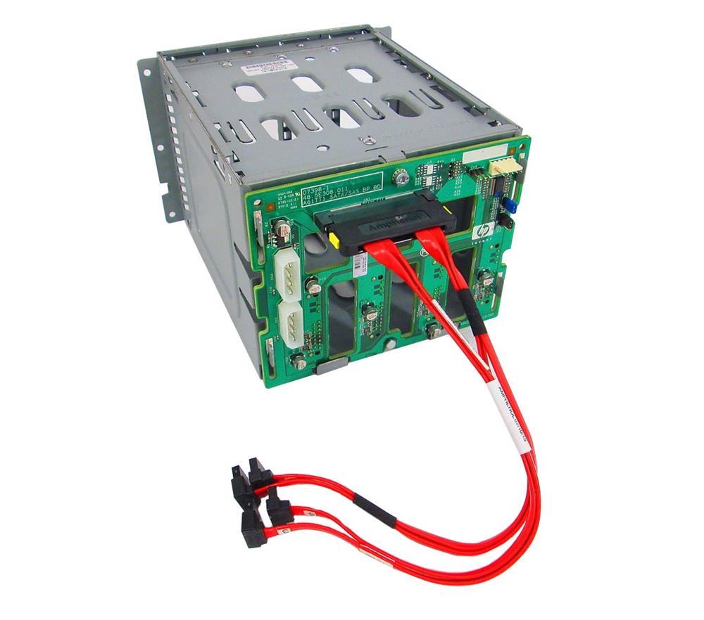 hp proliant ml310 g5p manual