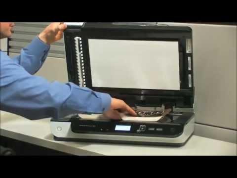 hp scanjet 7500 scanner manual