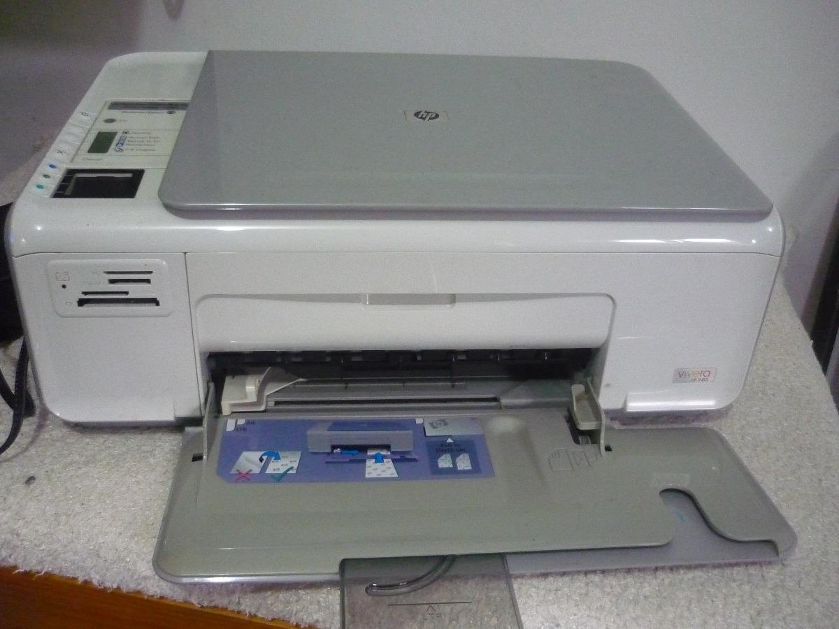 impresora hp photosmart c4280 manual