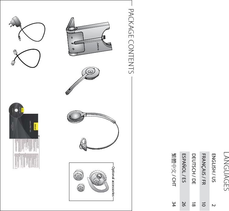 jabra headset model whb003bs manual